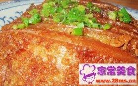 黄陂糖蒸肉