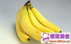 每天吃根香蕉