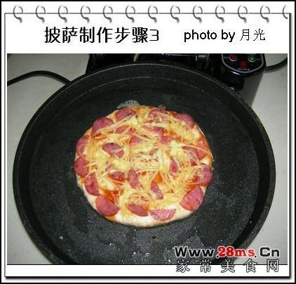 电饼铛披萨的做法(电饼铛食谱)