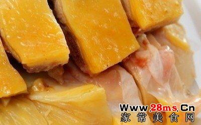 上海式白斩鸡
