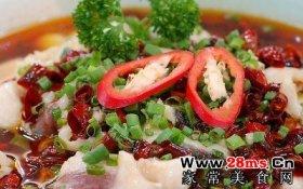 低脂美味水煮鱼