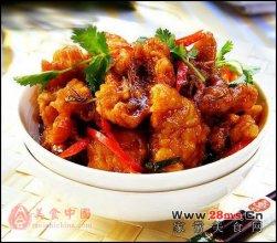 锅包肉东北经典美食图解