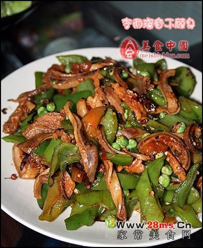 家常美食网 动物菜单 猪肚 >爆炒猪肚图解的做法    煮半个小时,用