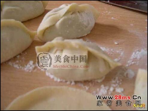 教你包饺子图解(2)的做法