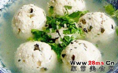 豆腐狮子头