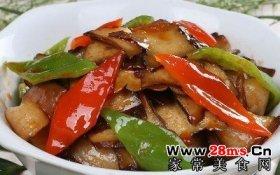 素食小炒香干