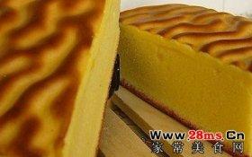 香浓玉米小蛋糕