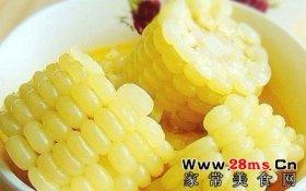 微波炉玉米
