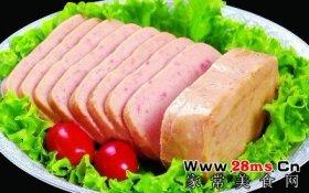 美味午餐肉