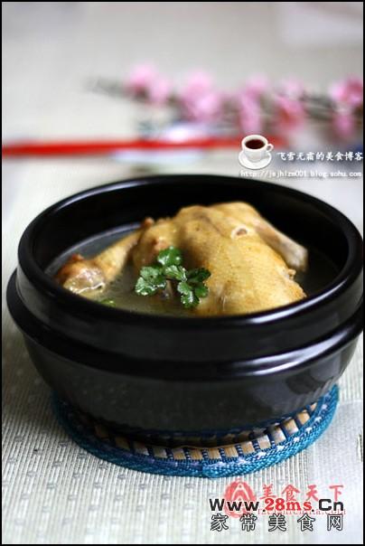 好学易做营养汤之乳鸽汤