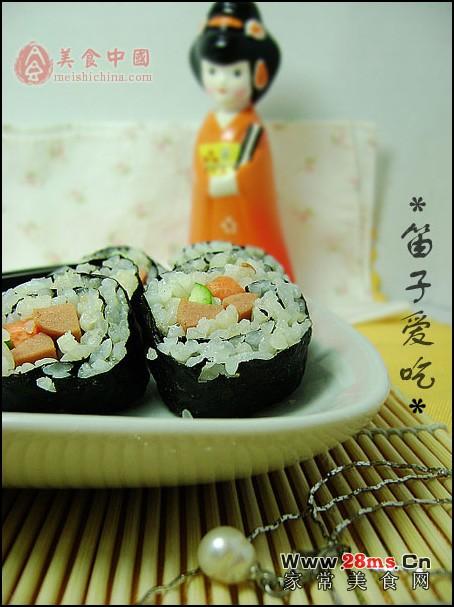 动物寿司的做法图解