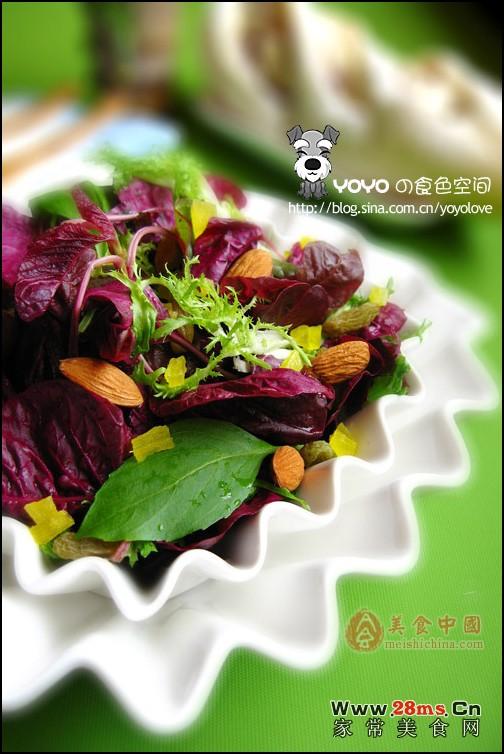 排毒减肥凉拌菜