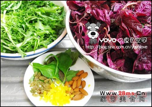排毒减肥凉拌菜图解的做法