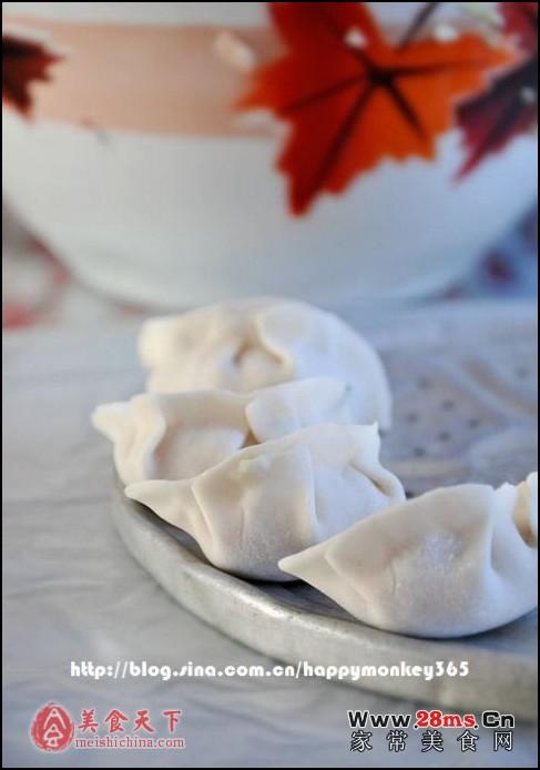 纯手工饺子