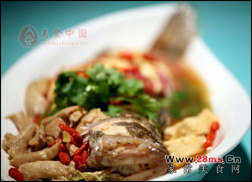什鲜烧桂鱼