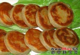 韩国料理绿豆饼图解