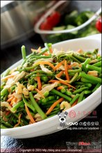 蕨菜最鲜纯吃法图解