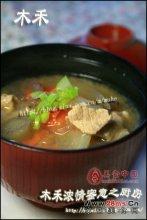 豚汁日本味噌汤猪汁图解