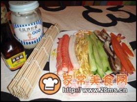 自制寿司图解