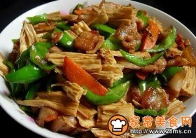 麻辣鸡胗串