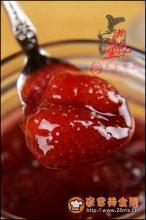 大果粒草莓酱图解