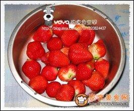 草莓酱图解