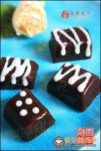 巧克力太妃糖图解