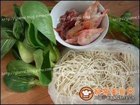 泰式海鲜炒面图解