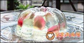 红宝石水晶冻图解