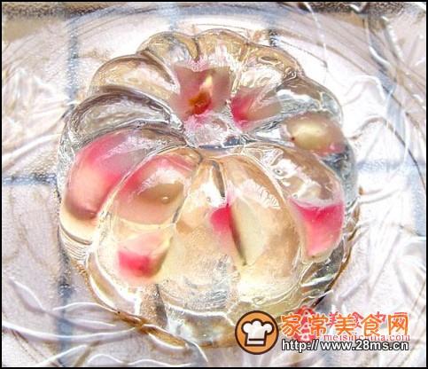 红宝石水晶冻