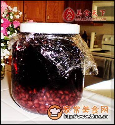 自制石榴醋