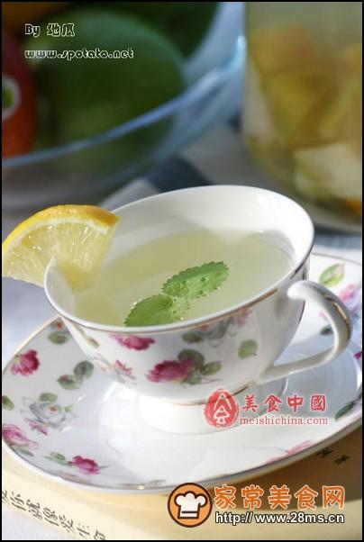 香浓水果茶