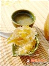 家庭自制蜂蜜柚子茶图
