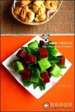 自制蔬果沙拉图解