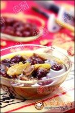 红枣姜楂茶图解