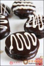 巧克力派图解