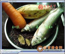 粉葛赤小豆煲鲮鱼汤图解