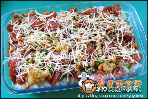 腊蔬缤纷�h饭