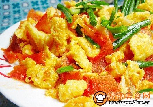 番茄炒鸡蛋的做法_怎么做番茄炒鸡蛋_如何做番茄炒鸡蛋 - 家常菜