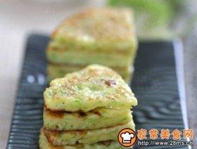 西葫芦蛋饼