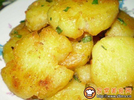 土豆饼最正宗的做法推荐