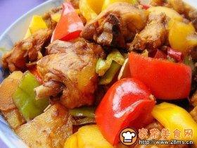 新疆大盘鸡