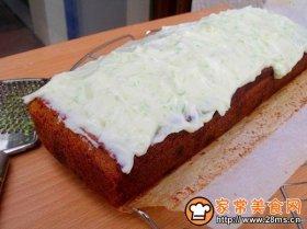 家常胡萝卜蛋糕