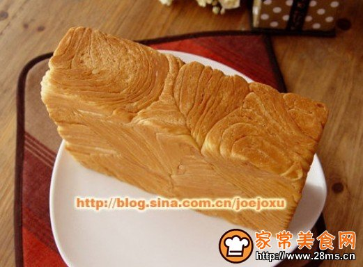 金砖面包的做法