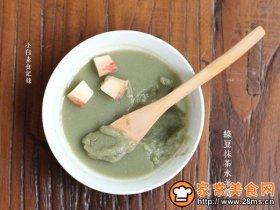 绿豆抹茶水羊羹