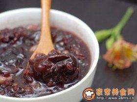 花生红枣黑米