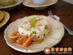 青豆培根炒饭