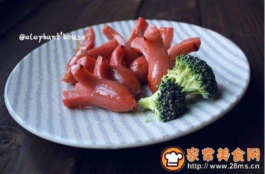 红色香肠(章鱼小香肠)