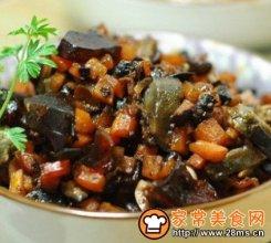皮蛋豆豉胡萝卜