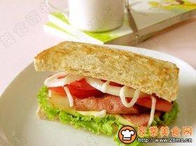 B.L.T.三明治